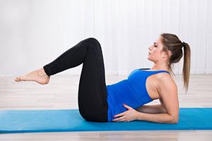 Ademhalings- en bewegingsoefeningen is een behandeling die kan worden toegepast bij oedeemtherapie
