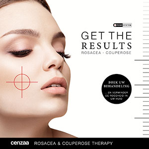 Cenzaa Couperose & Rosacea Therapy