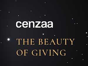 Maak in de feestmaand kennis met de heerlijke Beauty, Welness, Lifestyle en Skincare Gifts van Cenzaa